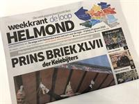 Foto van weekkrant De Loop